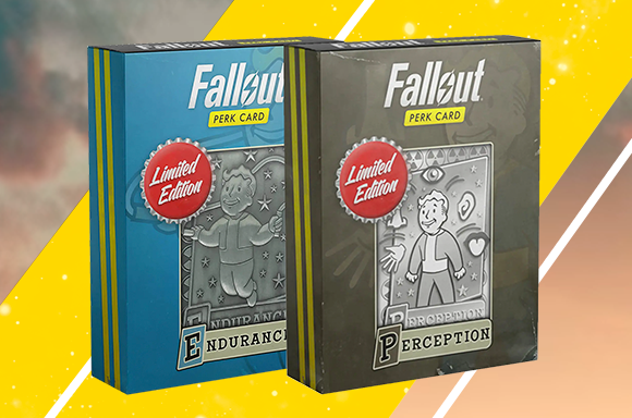 BOGOF Fallout Perk Cards