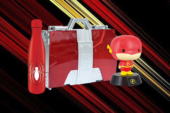 10% Off DC & Marvel Gifts