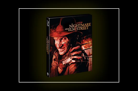 Nightmare on Elm steelbook