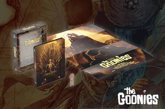 The Goonies 4K UHD Steelbook