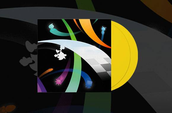Sonic the hedgehog 8bit LP Zavvi exclusive