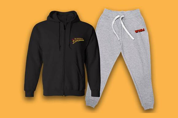 Joggers & Hoodie Offer