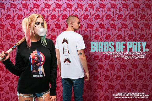 BIRDS OF PREY COLLECTION 30% OFF!