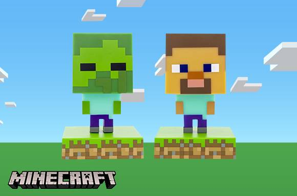 10% Off Minecraft Gifts!
