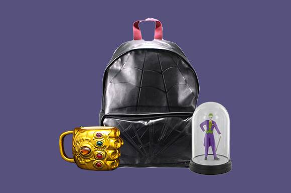 15% off Marvel & DC Gifts