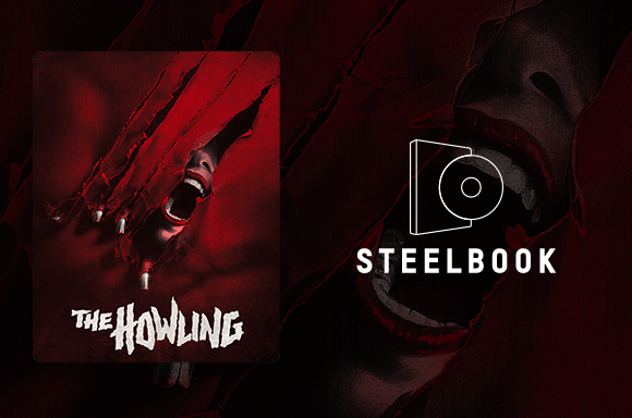 The Howling Steelbook
