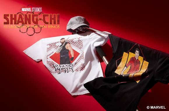 SHANG-CHI CLOTHING RANGE