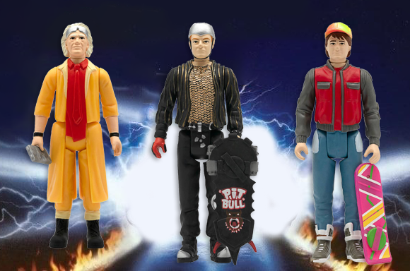 BACK TO THE FUTURE BUNDLE