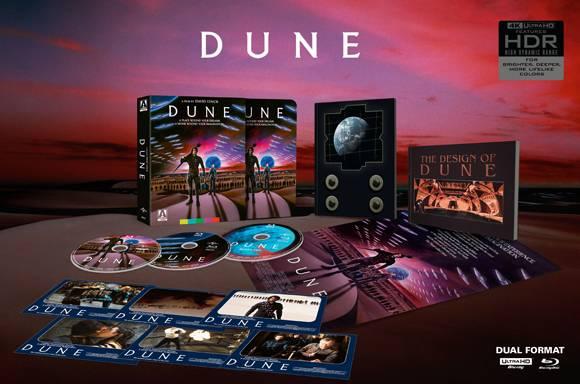 Dune Deluxe 4K Ultra HD Steelbook