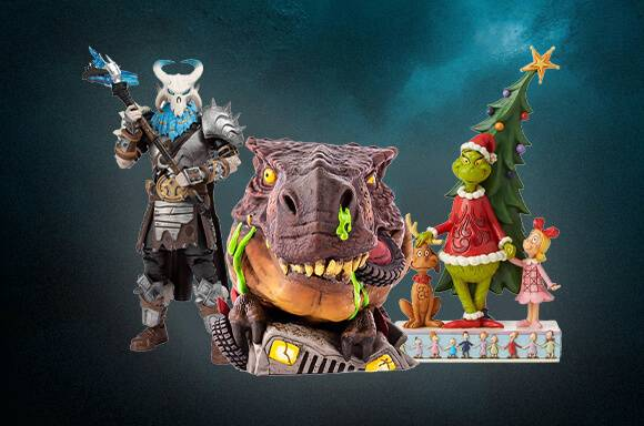 30% OFF SELECTED COLLECTIBLES
