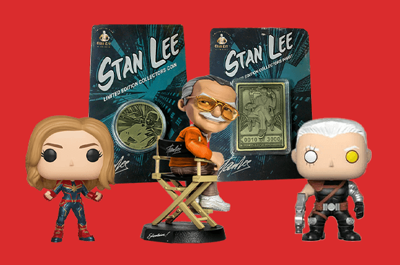 Marvel Collector Box (Stan Lee)