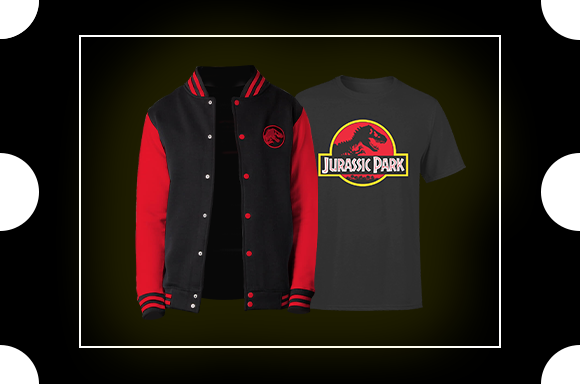 Varsity Jacket& T-shirt Bundle