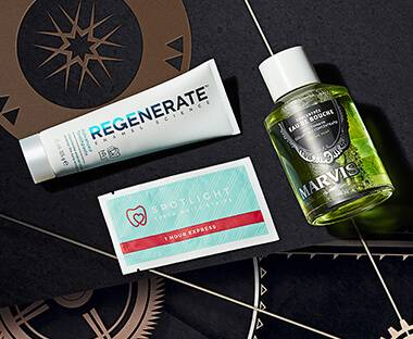 Regenerate, this works, First Aid Beauty