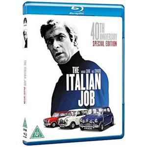 The Italian Job 40th Anniversary Edition