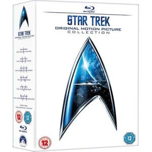 Star Trek 1 - 6 Box Set