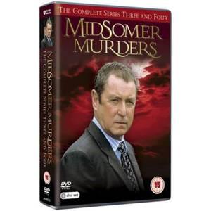 Midsomer Murders - Seizoen 3 & 4 - Compleet