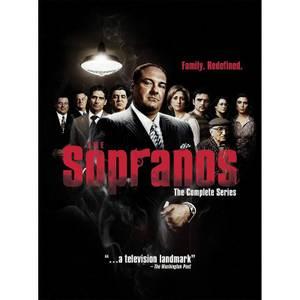 The Sopranos - Seizoen 1-6 - Compleet