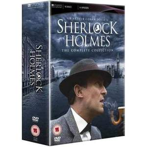 Sherlock Holmes - Complete Verzameling