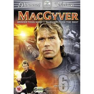 MacGyver - Series 6 - Complete