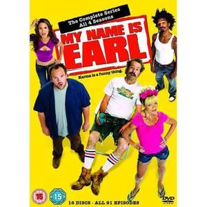 My Name Is Earl - Seizoen 1-4 - Compleet