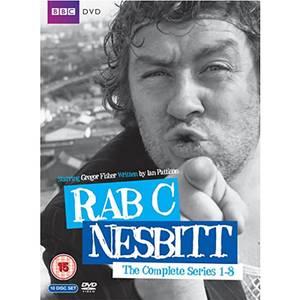 Rab C. Nesbitt - Seizoen 1-8 en 2008 Kerstspecial