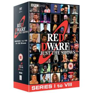 Red Dwarf - Just Shows
