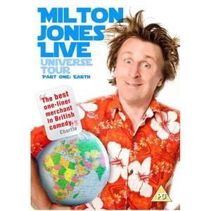Milton Jones - Live Universe Tour - Part 1: Earth