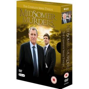 Midsomer Murders - Seizoen 12 - Compleet