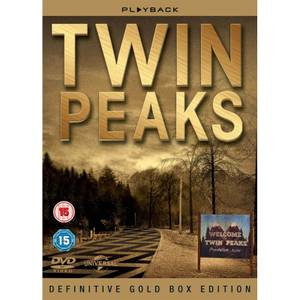 Twin Peaks : Definitive Gold Box Edition