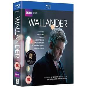 Wallander Series 1 & 2