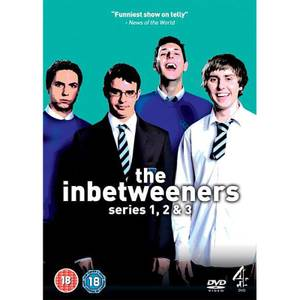The Inbetweeners - Seizoen 1-3