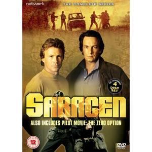 Saracen - The Complete Series