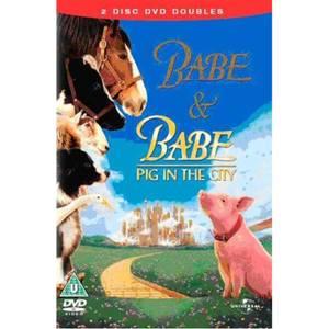 Babe / Babe 2: el cerdito en la ciudad