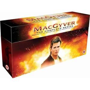 MacGyver - De Complete Serie