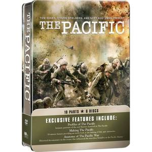 The Pacific - Tin Box Editie