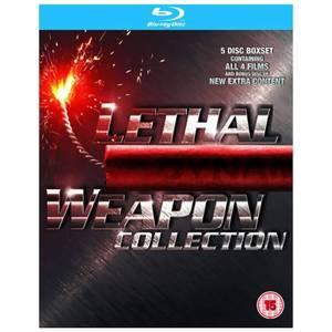 Lethal Weapon 1-4 Boxset