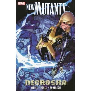 Marvel New Mutants Trade Paperback Vol 02 Necrosha