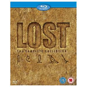 Lost - Seizoen 1-6 - Complete Box Set