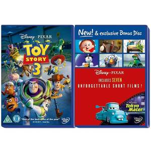 Toy Story 3 Double Pack