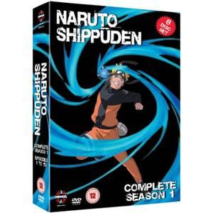Naruto Shippuden - Series 1 (Episodes 1-52)