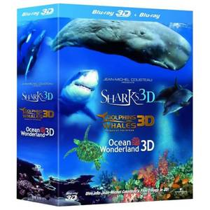 Jean-Michel Cousteaus Film Trilogy in 3D