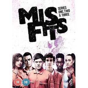 Misfits - Series 1-3