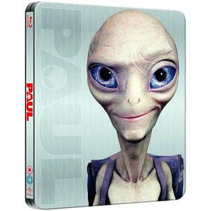 Paul: Limited Edition Steelbook (Includes Blu-Ray, DVD and Digital Copy)