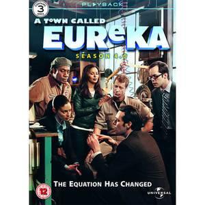 A Town Called Eureka - Seizoen 4