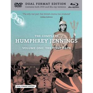 The Humphrey Jennings Collection - Volume 1: The First Days (Dual Format)
