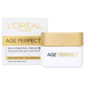L'Oréal Paris Dermo Expertise Age Perfect Re-Hydrating Day Cream (50ml)