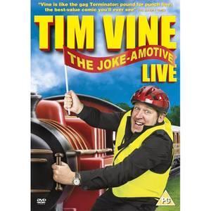 Tim Vine - Jokeamotive
