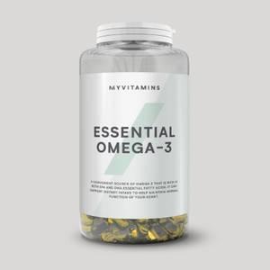 Myvitamins Omega 3 - 1000 mg 18% EPA / 12% DHA