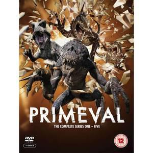 Primeval - Series 1-5
