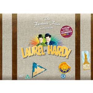 Laurel and Hardy Box Set